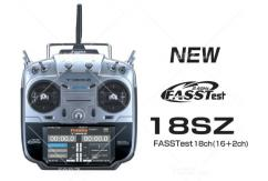 Futaba - 18SZ 2.4G FASST Radio Set with R7008SB image