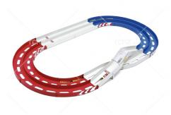 Tamiya - JR Mini 4WD Oval Home Circuit -2-Level Lane Change image