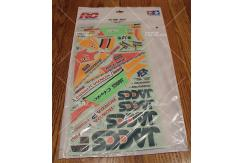 Tamiya - 1/10 JACCS Civic Sticker Set (58133) image