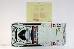 Tamiya - Skyline Calsonic 2001 Sticker Set image