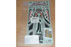 Tamiya - 1/10 Racing Fighter Sticker Set image