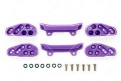 Tamiya - Low Friction Front Under Guard (Purple) image