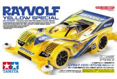 Tamiya - 1/32 Mini 4WD Ltd Edition Rayvolf Yellow image