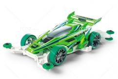 Tamiya - 1/32 JR DCR-02 Fluorescent Green SP Mini 4WD image