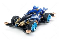 Tamiya - 1/32 Shooting Proud Star Ma Chassis Clear Blue Mini 4WD image