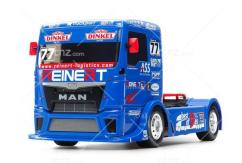 Tamiya - 1/14 MAN TGS Team Reinhart TT-01E Racing Truck Kit image