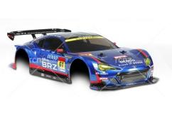 Tamiya - 1/10 Subaru BRZ R&D 2014 Body Parts Set image