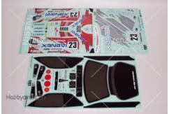 Tamiya - Skyline R34 Nismo GTR Sticker Set image