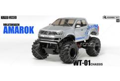 Tamiya - 1/10 VW Amarok Custom Lift WT-01 Kit image