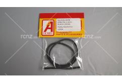 A Hobby - Silicone Wire 2.4mm Black 30cm image