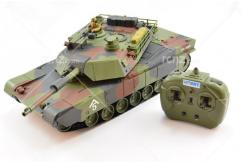 Hobby Engine - 1/20 M1A1 Abrams Tank 2.4G RTR image