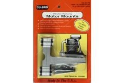 Dubro - Vibration Reducing Motor Mounts 1.20 2/4 Stroke image