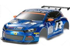 Tamiya - 1/10 VW Scirocco GT24-CNG Body Parts image