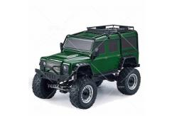Double Eagle - 1/8 Land Rover Defender Rock Crawler RTR - Green image