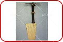RCNZ - Brass Rudder Assembly - Large image