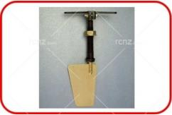 RCNZ - Brass Rudder Assembly - Medium image