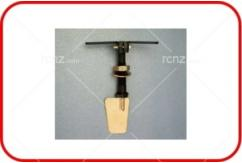 RCNZ - Brass Rudder Assembly - Micro image