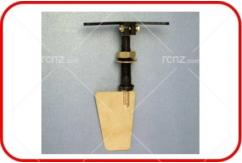 RCNZ - Brass Rudder Assembly - Small image