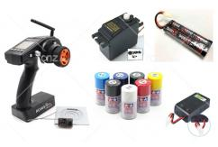 SILVER Radiolink Car Kit Combo Package image