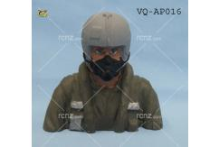 VQ Model - Pilot Modern Military Painted 46 Size image