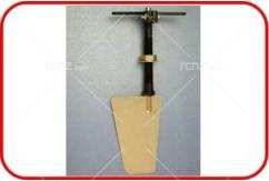 RCNZ - Brass Rudder Assembly - Extra Large image