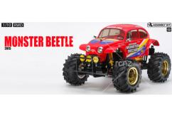 Tamiya - 1/10 Monster Beetle 2015 Kit image