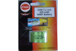 Cox - 7.2V 220mah Ni-MH Battery Pack image