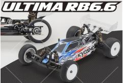 Kyosho - 1/10 Ultima RB6.6 EP Kit  image