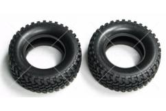 Tamiya - Blazing Star Tyres For 58204 ( 2 pcs) image