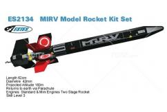 Estes - MIRV 2 Stage Rocket Kit image