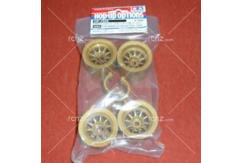Tamiya - F-104 Wheel Set Gold image
