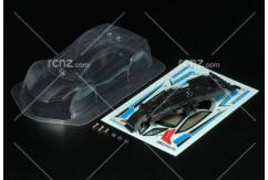 Tamiya - Mini 4WD Veldaga Body Set(Clear Polycarbonate) image