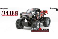 Tamiya - 1/10 Agrios 4x4 Monster Truck TXT-2 Kit image