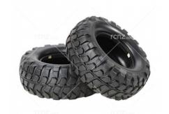 Tamiya - CC-01 Rock Block Tyre Soft  ( 2 pcs) image