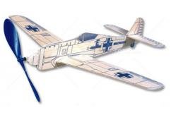 West Wings - Profile FW 190 Balsa Wood Kit image