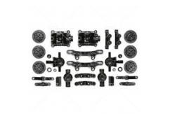 Tamiya - TT-02 A Parts Upright image