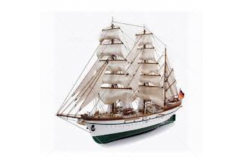 Billing - 1/100 Esmeralda Naval Training Ship Kit image