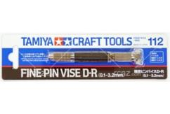 Tamiya - Fine Pin Vice D-R 0.1-3.2mm image