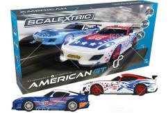Scalextric - 1/32 American GT Slot Car Set image