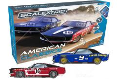 Scalextric - 1/32 American Classics Arc One Slot Car Set image