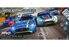 Scalextric - Digital Pro Platinum GT Set image