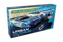 Scalextric - 1/32 Urban Outrun Slot Car Set (Zombie Vs GT Spartan) image