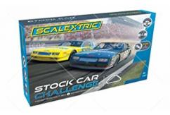 Scalextric - 1/32 Stock Car Challenge Slot Car Set image