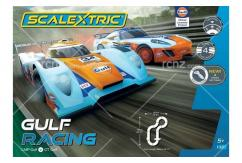 Scalextric - 1/32 Gulf Racing Slot Car Set image