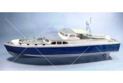 "Dumas - Duantless 49.5"" Boat Kit image"