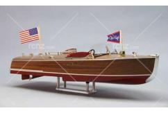 "Dumas - 1941 Chris-Craft Hydroplane Kit 24"" image"