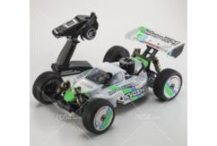 Kyosho - 1/8 GP 4WD r/s Inferno MP9 TK13 T 1 White image