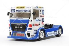 Tamiya - 1/14 MAN TGS Team Hahn Racing Truck TT-01E Kit image