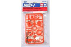 Tamiya - Mini F-1 Functional Steering Set Orange image