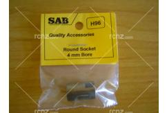 SAB - Round Socket 4mm Bore image
